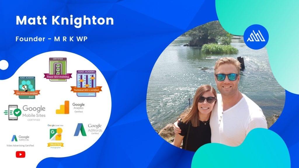 Slide 2 - Matt Knighton