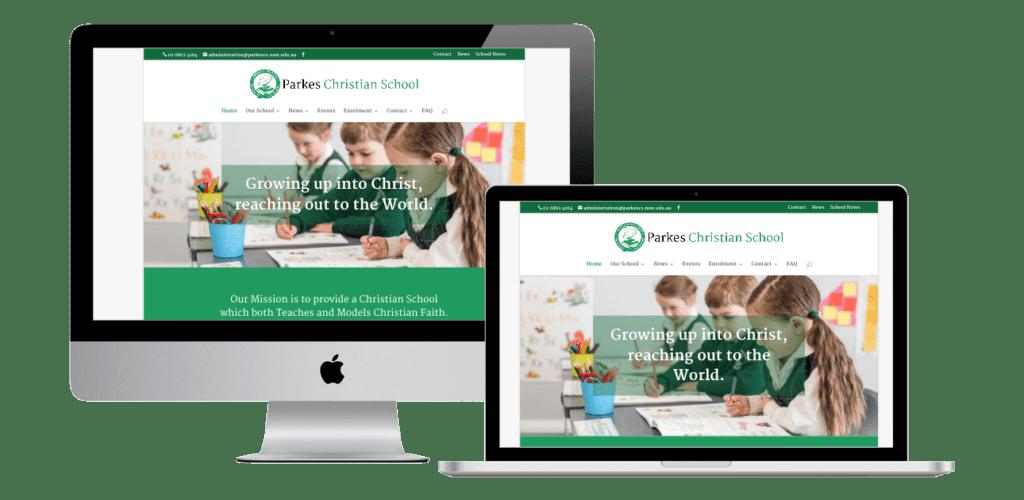 PCS Website Design
