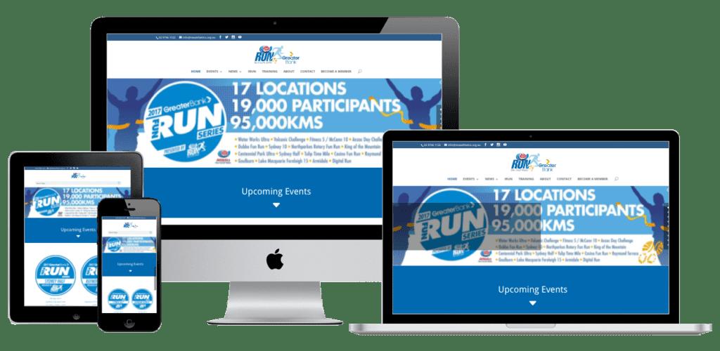 Run NSW Website